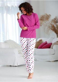 Fleece pyjama, bpc bonprix collection