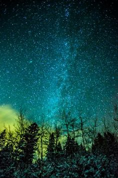 Milky Way, Cold Night in Bozeman, Montana. One of the most beautiful places I have ever been!! I want to go back.