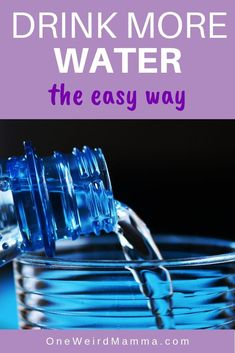 Easy Ways to Drink More Water Water has endless health benefits and should be the cornerstone of a healthy diet! Here are some simple ways to drink more water! Infused Water Recipes, Fruit Infused Water, Wellness Tips, Health And Wellness, Health Blogs, Health Talk, Mental Health, Easy Yoga, Stress Relief Tips