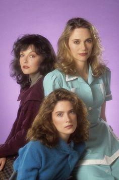 Ladies from Twin Peaks.