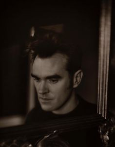 Morrissey photographed by the Douglas Brothers