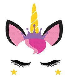 #freetoedit#unicorn #unicornio #cute #face #remixit