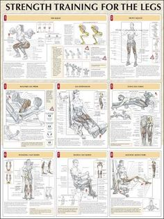Strength Training for the Legs