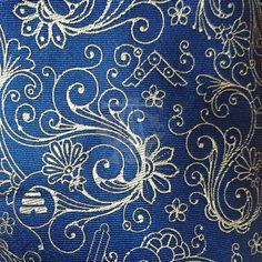 "The ""Ancient York"" Masonic Tie"