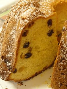 Food, Glorious Food!: Kugelhopf---an Austrian (or possibly German), fruit and nut studded, yeasted, coffee cake!