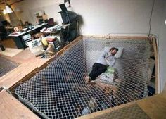 Mesh Suspended Hammock  Funny, Bizarre, Amazing Pictures & Videos