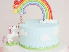 DIY ideas, craft supplies and arts and craft projects. Toddler Birthday Cakes, Cool Birthday Cakes, Fantasy Party, Fondant Figures Tutorial, Diy Craft Projects, Crafts, Bday Girl, Flamingo Party, Afternoon Tea