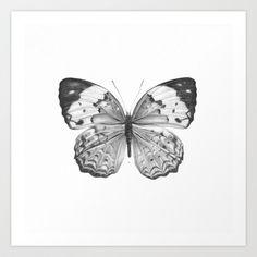 Butterfly Art Print by hermesgc Butterfly Frame, Framed Art Prints, Artsy, Beautiful, Link, Check