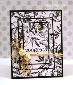 Seamless-tiers-card - tutorial from Julia Stainton