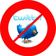 Waar je vooral niet over moet twitteren.  http://www.pimpyourcareer.nu/waar-je-vooral-niet-over-moet-twitteren/
