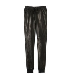 Something New - Rebecca Taylor Leather Pants