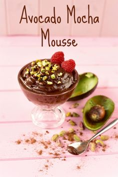 Avocado Mocha Mousse