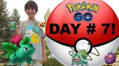 #VIDEO: Pokemon GO Game Day # 7: Where's IVYSAUR? Jenna Em Channel  WATCH: http://youtu.be/W_9DnCXA7Lg?list=PLQabuciu0EFdCiUKPYkhObcgVf783b6Pi  #PokemonGO #PokémonGO