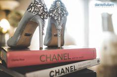 Wedding shoes by Daniel Fullam Photography.  #weddingshoes #danielfullamphotography #shoes #bridalparty