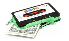 cassette porte-monnaie