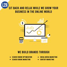 is a leading digital marketing agency which delivers guaranteed marketing solutions like SEO, PPC, social media, web design and App development. Social Media Marketing Business, Email Marketing Services, Marketing Consultant, Content Marketing, Web Design Services, Search Engine Marketing, Web Development Company, Competitor Analysis, Startups