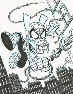 The Spectacular Spider-Ham by Chris Giarrusso