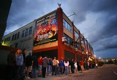Erebus--Four story haunted house right up in Pontiac Michigan; I really want to do it but its like one of America's top scariest...
