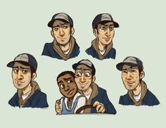 Name's Nate by the way by SnuffyMcSnuff.deviantart.com on @deviantART