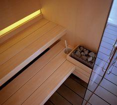 Sistema sauna e hammam Logica - Effe