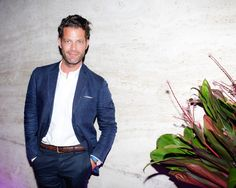 Nate Berkus joins the roster of celebrity fans and friends who came out to support Brian Atwood during #NYFW. #BrianAtwood
