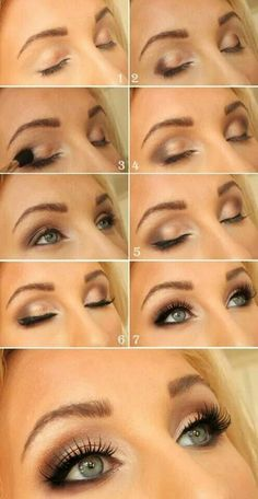 Gorgeous eyes Where to buy Real Techniques brushes makeup -$10 http://youtu.be/6T4khkxlZgo http://makeupit.com/m0KZF | Finding Contouring Difficult? Look No Further!
