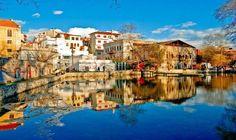 Λίμνη Αγίας Βαρβάρας DRAMA MACEDONIA GREECE