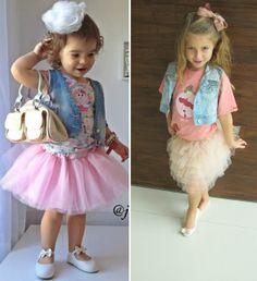 moda para pequenos: Look dos pequenos