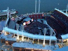 OTRTour Great American Ball Park Cincinnati Ohio 28.06.2014