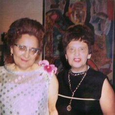 50th anniv party of Brana & Al Pinsky at Carol & Irv Pinsky's house at 4600 Cedarwood Mpls MN Dec 1969 with Brana & Lee by Stu Pinsky | by reel3d1