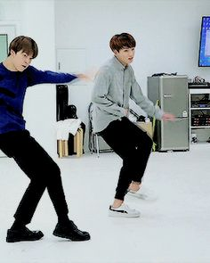When you know how to dance|| JUST BTS