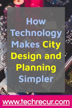 If you look at some of the early cities built centuries ago and trace their #developments over time, you might see that many of them lacked city #planning. These expansions could take place rapidly and a bit haphazardly, turning into a sprawling network of streets, alleys, and access points without a bigger picture as a guide. Today's #technology can help #city #planners expand or #innovate in creative ways without making things needlessly complex. Big Picture, The Expanse, How To Plan, How To Make, Planners, Turning, Cities, Innovation, Technology