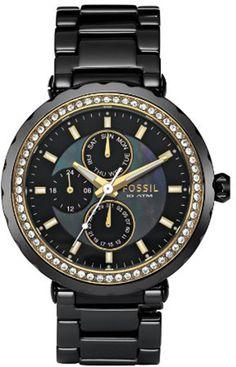 Capri Jewelers Arizona ~ www.caprijewelersaz.com  Fossil Watch , Glitz Women's Watch