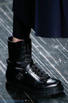 модная обувь сезона осень-зима 2016/2017