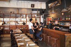 Butcher's Market, SP / Desenhado por Ryan Kim e pelo designer sul-coreano e chef Jae Kim, o local reproduz o ambiente de restaurantes do bairro norte-americano Brooklyn.