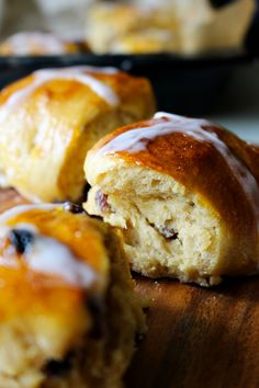 Hot Cross Buns with