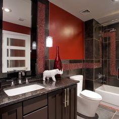 Bathroom Black Granite Countertops Design, Pictures, Remodel, Decor and Ideas