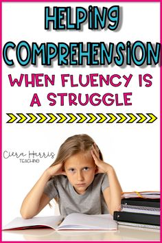 Do you have students who struggle with fluency and comprehension at the same time?  For struggling readers, practicing reading activities can be hard.  Come read about strategies you can use to improve reading in your below level students who struggle with decoding and phonics as well as reading comprehension.  These strategies work for 2nd, 3rd, and 4th grade students.  So help your struggling readers become more confident and practice their reading.