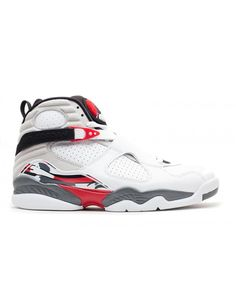 huge selection of 92721 70e90 Air Jordan 8 Retro 2013 Release White Black True Red 305381 103