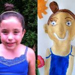Art Project: The Self-Portrait for Kids