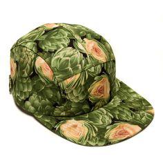 MOUPIA Artichokes 5 Panel Hat