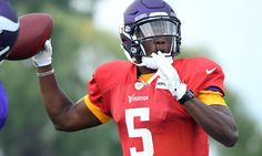 Teddy Bridgewater increases on-field workload during Vikings OTAs = Minnesota Vikings quarterback Teddy Bridgewater has returned to the field after recently getting the go-ahead from doctors to ramp up his rehabilitation. On Wednesday morning, the up-and-coming signal caller could be seen.....