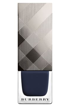 Burberry Beauty Nail Polish in Ink Blue