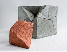 Working On Myself, Geometric Shapes, New Work, Cube, Behance, Check