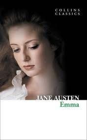 Collins Classics cover of Austen's Emma