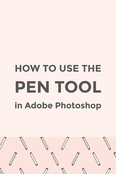 Learn how to cuts objects from photos and how to create simple shapes in Adobe Photoshop using the pen tool.