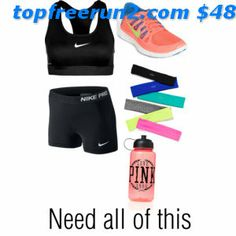 Nike Sneakers - Women's Nike Free 5.0+ |  #nicessneaker com Nike Sneakers, Nike Shoes, North Face Outlet, Nike Free Outfit, Cheap Nike, Nike Men, The North Face, Workout, Clothes For Women