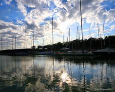 Reflections on Lake Grapevine