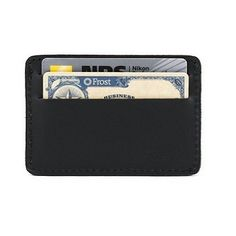 Best Selling Wallet. A truly skinny wallet, with 2 card slots, an ID window and a pocket for folded notes. A Saddleback wallet comes with a 100 year warranty and the musky odor of premium quality leather. #ThinWallet #SkinnyWallet #Wallet
