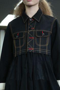 [No.28/70] tricot COMME des GARÇONS 2013春夏コレクションの拡大写真
